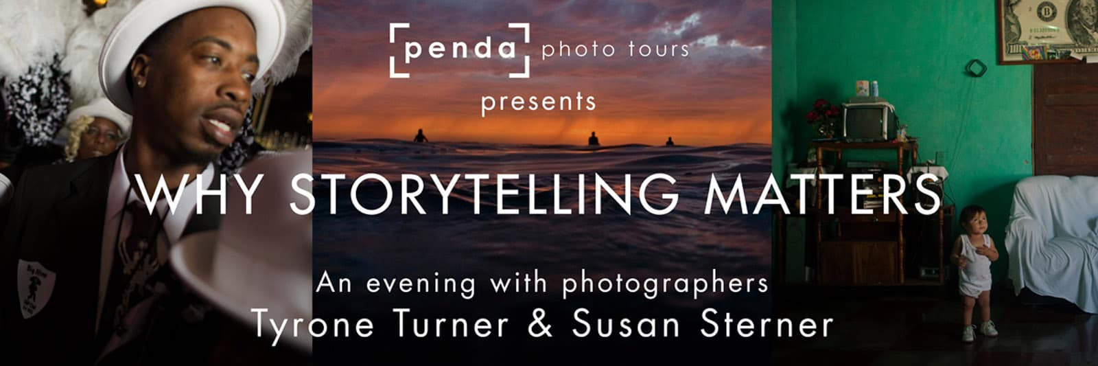 Why Storytelling Matters – A Photography Lecture