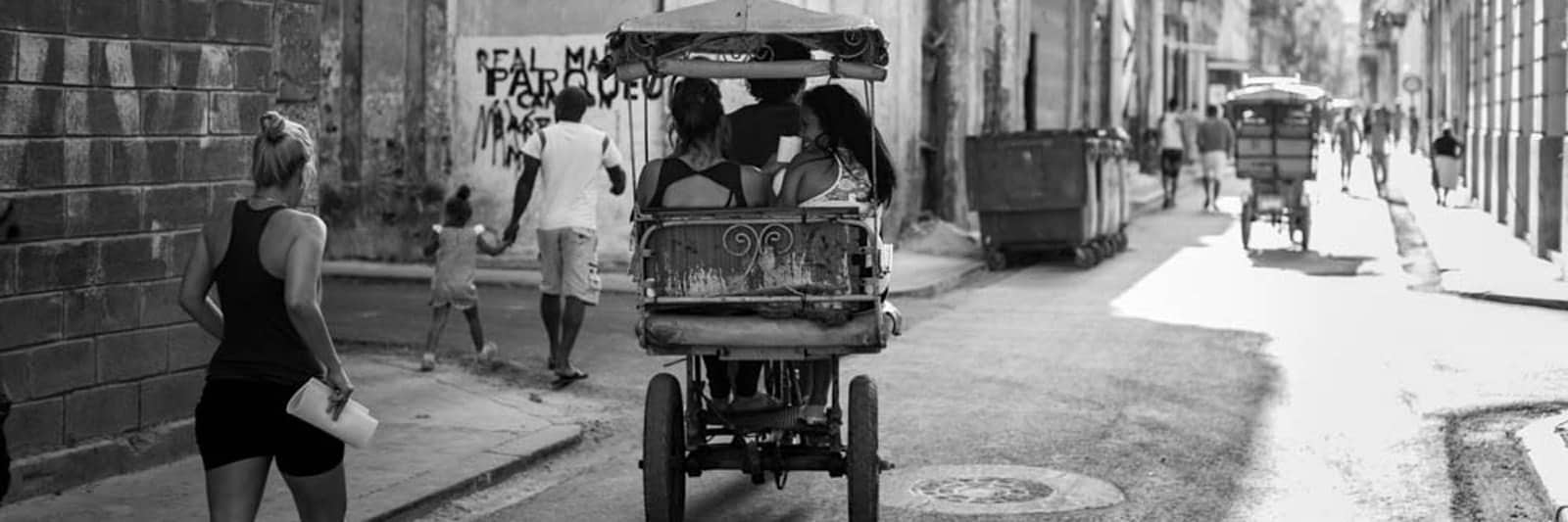 Cuba Photography: A Street View
