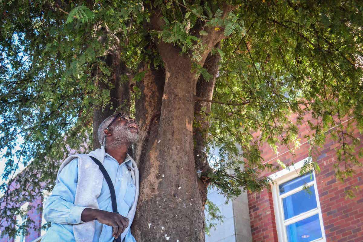 photography workshop in Livingstone by Martha Mufaya
