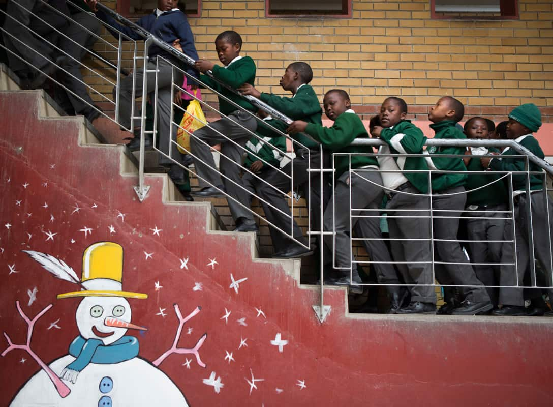 Khayelitsha school