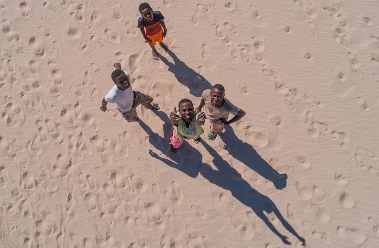 drone photography unique Madagascar