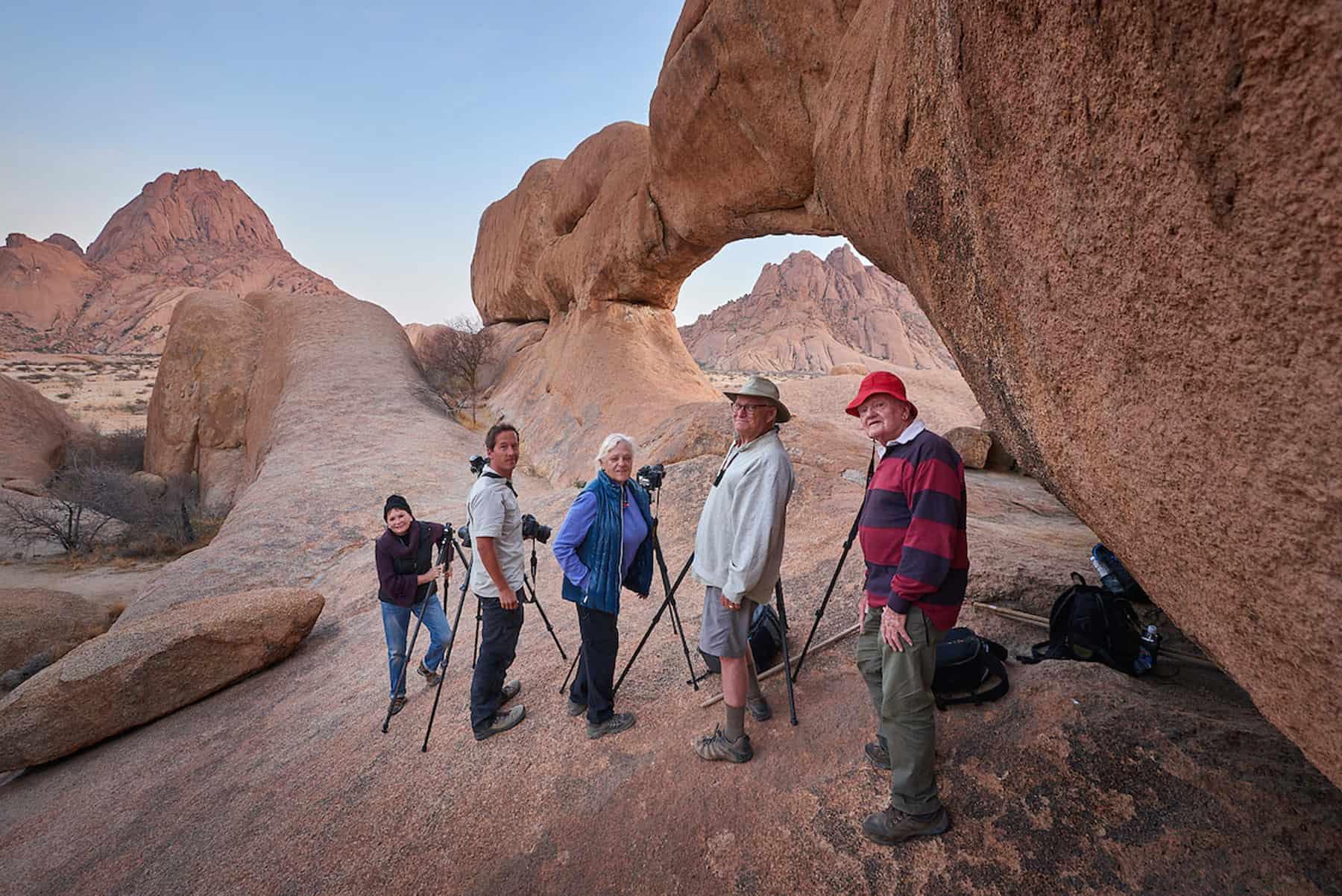 Namibia photo tour, Spitzkoppe