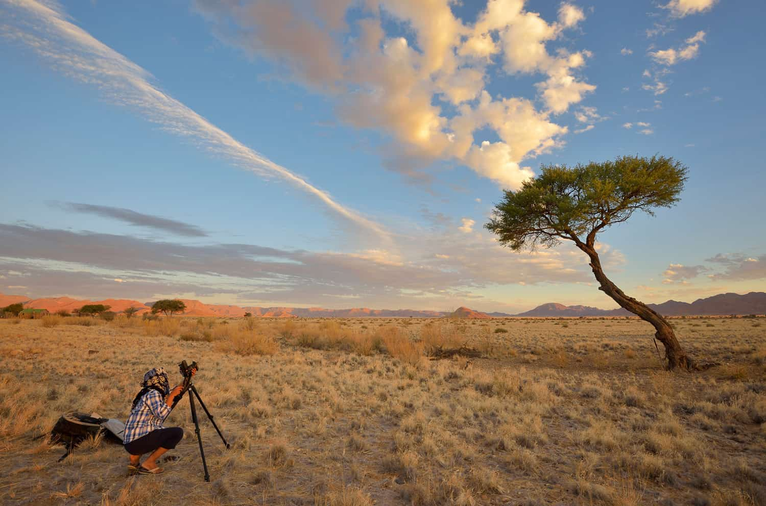 Namibia Landscape Photography14 - Capturing Space: Our Photography Workshop in Namibia