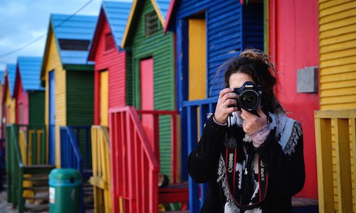Ngo Photography Summer Cape Town - One-Day London Photography Workshop