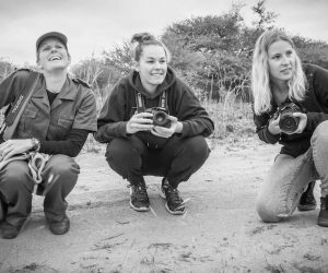 wildlife photography interns South Africa