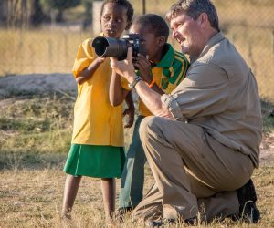 photography intern Africa