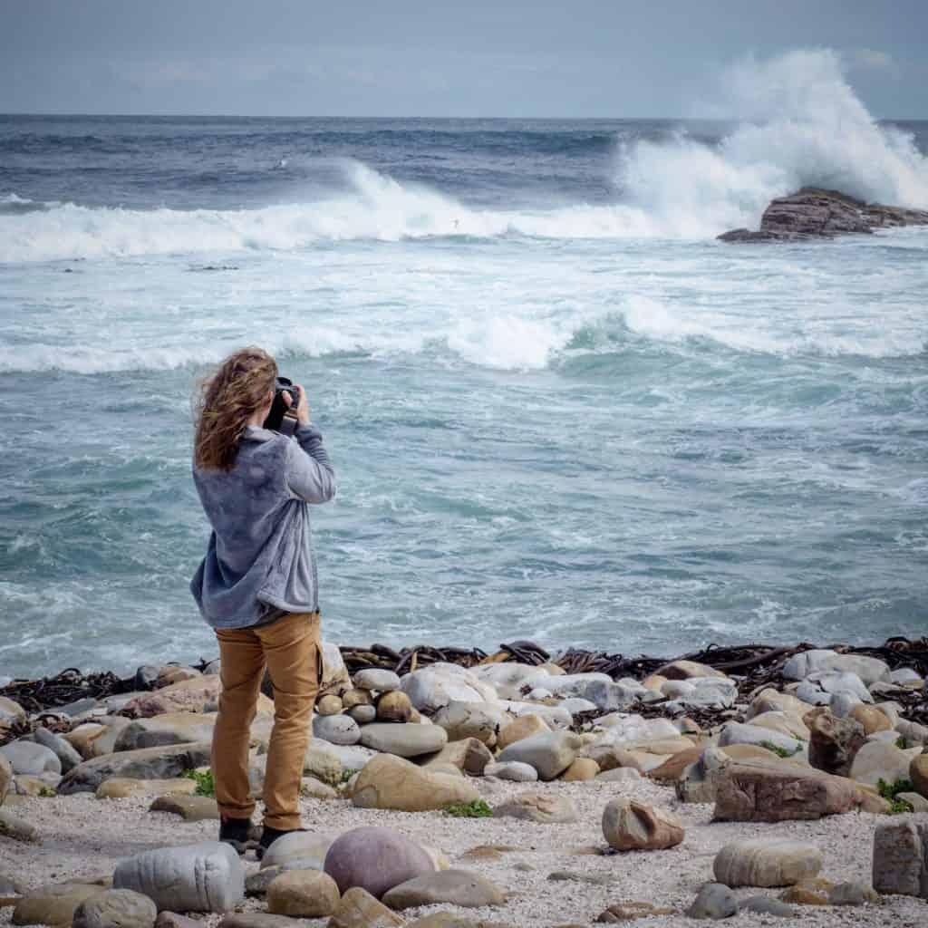 Volunteer Photographing