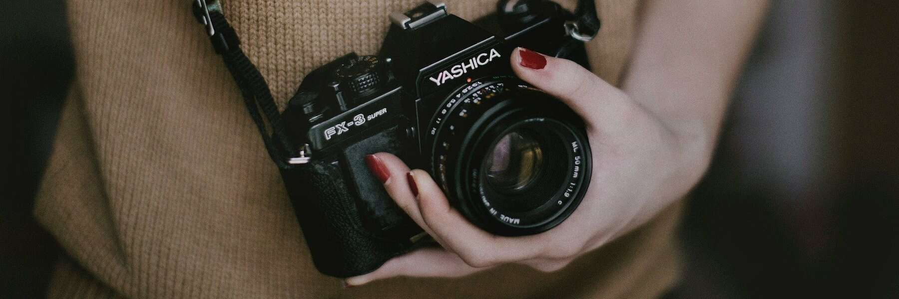 How to give back through photography