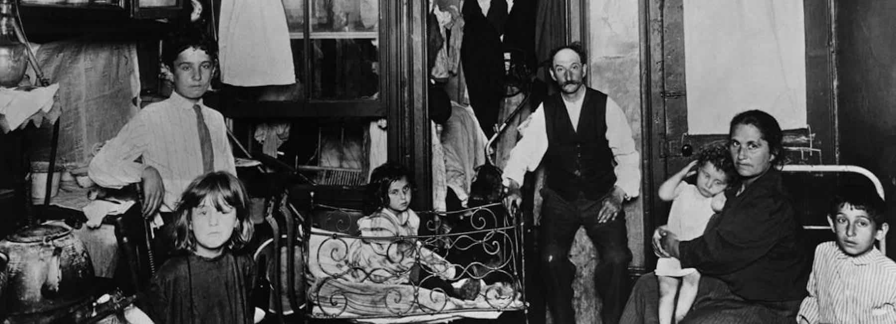 A Brief History of Humanitarian Photography
